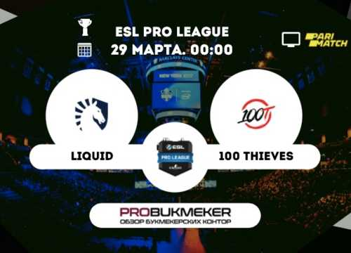 Liquid - 100 Thieves