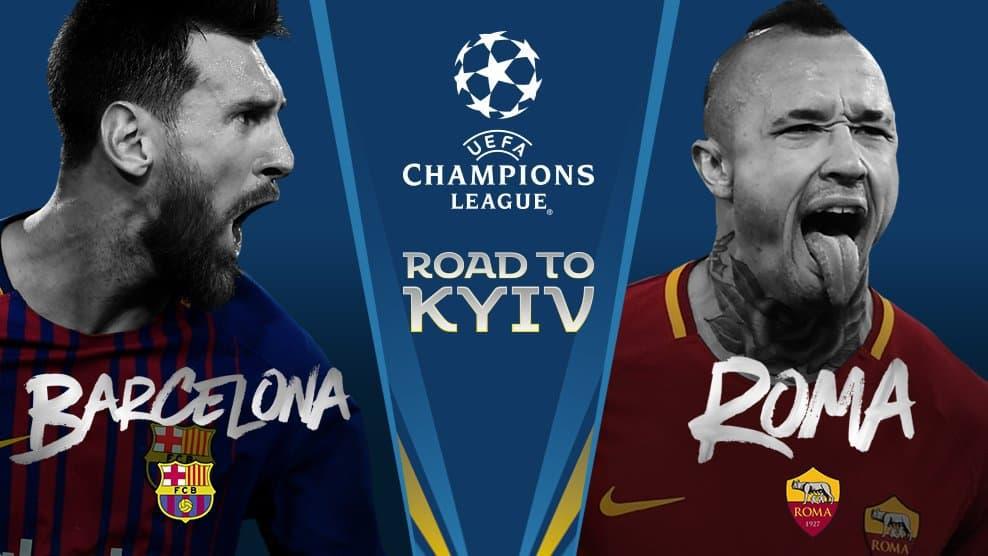 Барселона – Рома прогноз на 1/8 финала ЛЧ