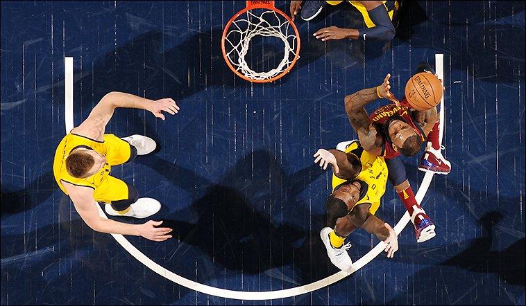 Кливленд - Индиана прогноз на НБА