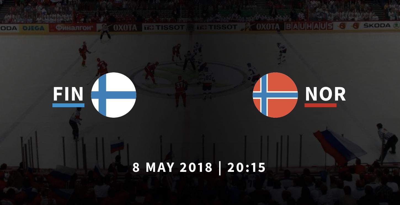 Финляндия - Норвегия