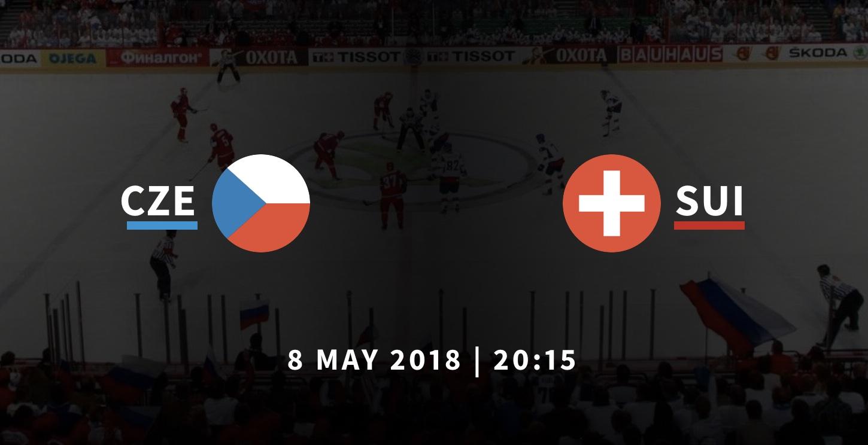 Чехия - Швейцария