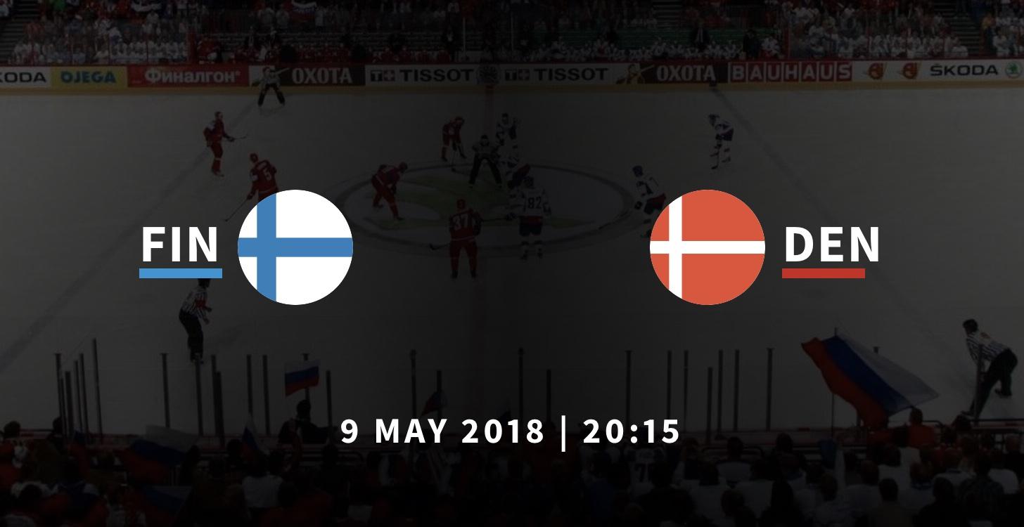 Финляндия - Дания прогноз на ЧМ-2018