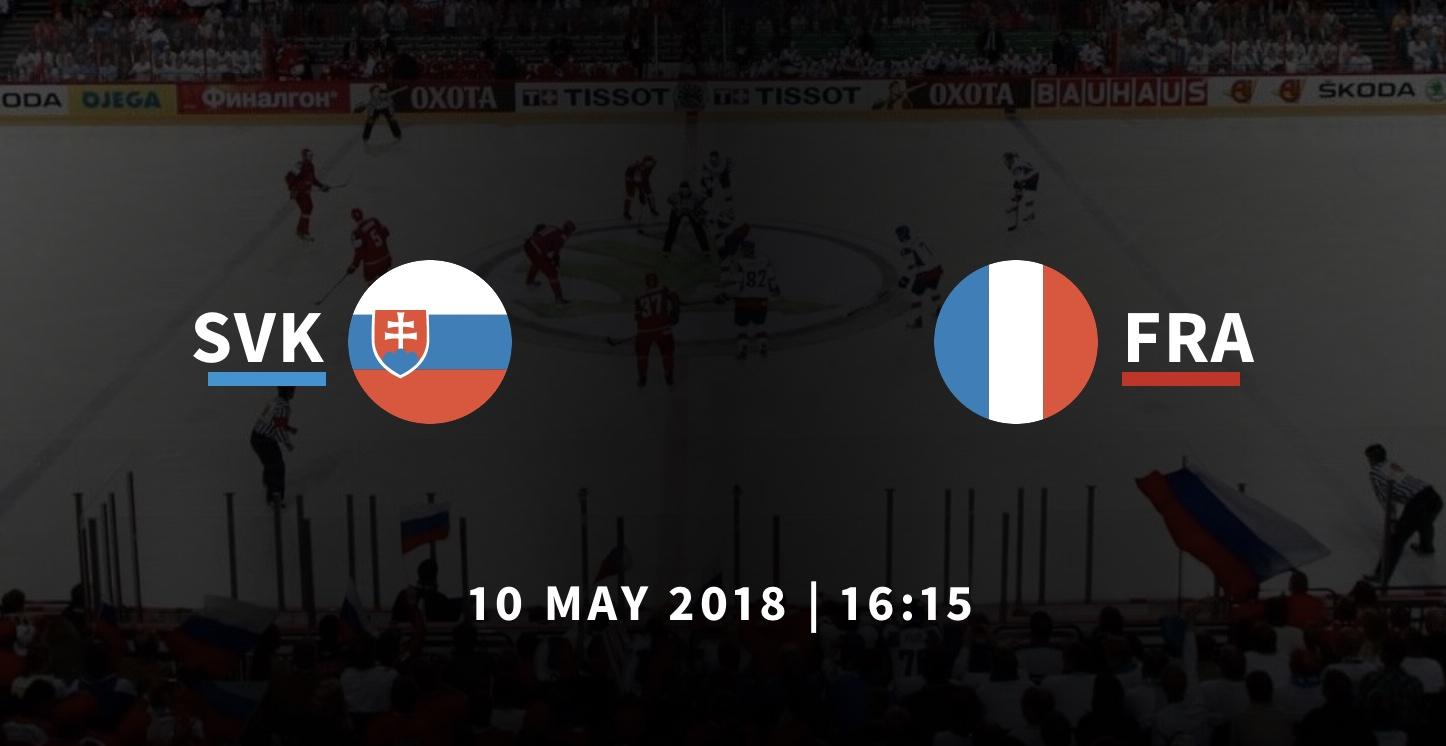 Словакия - Франция