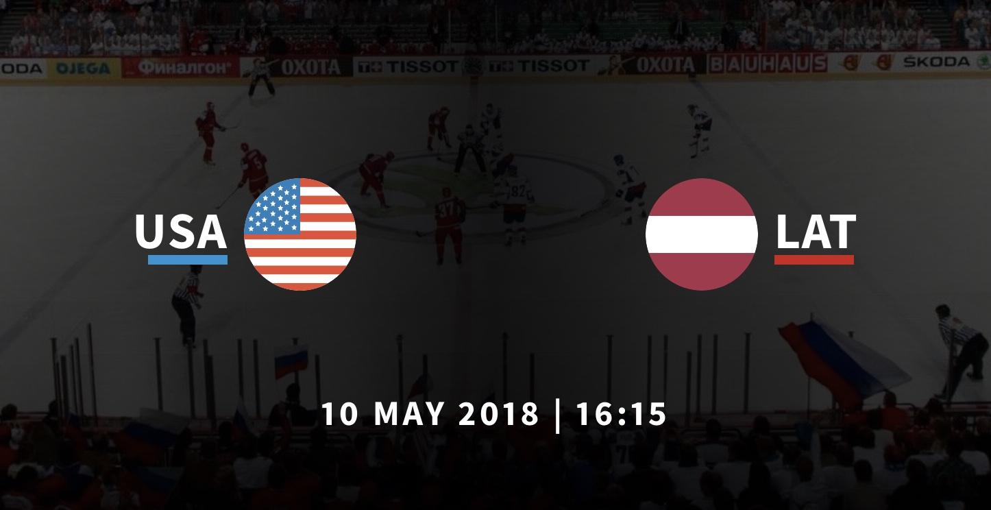 США - Латвия
