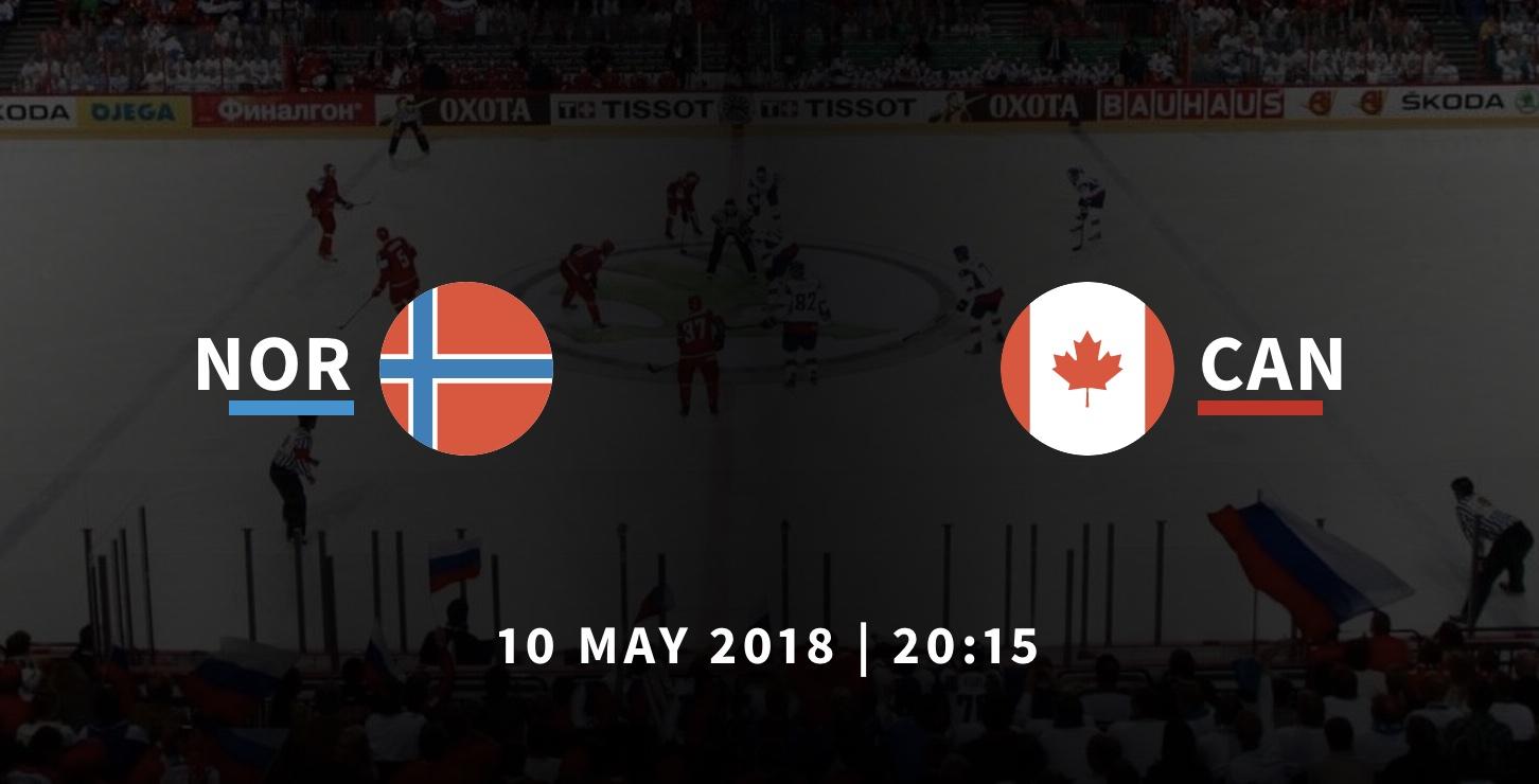 Норвегия - Канада