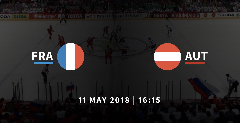 Франция - Австрия