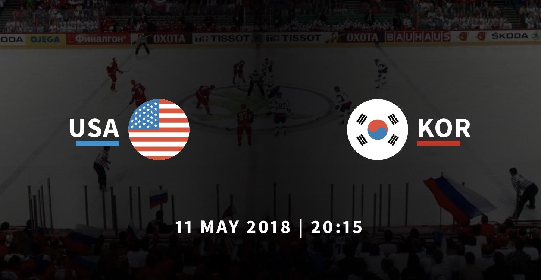 США - Корея