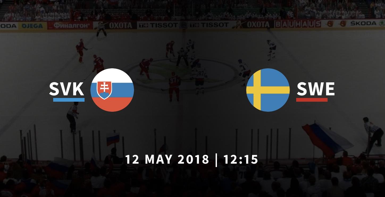 Словакия - Швеция