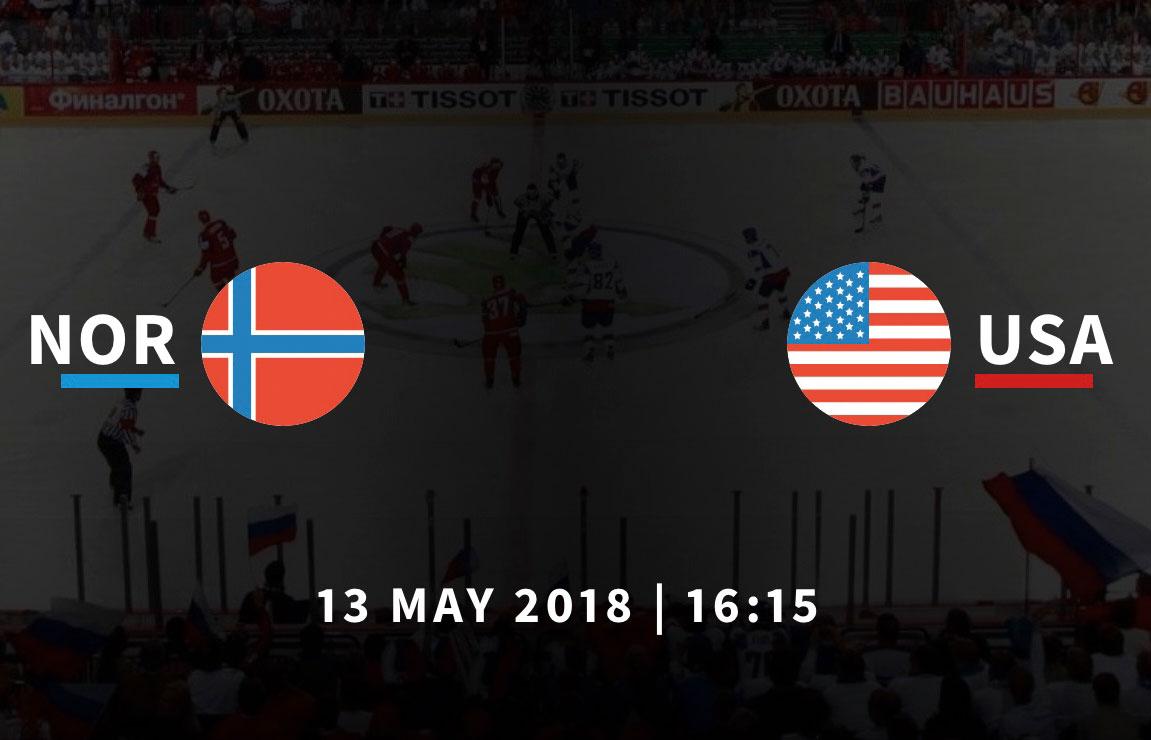 Норвегия - США