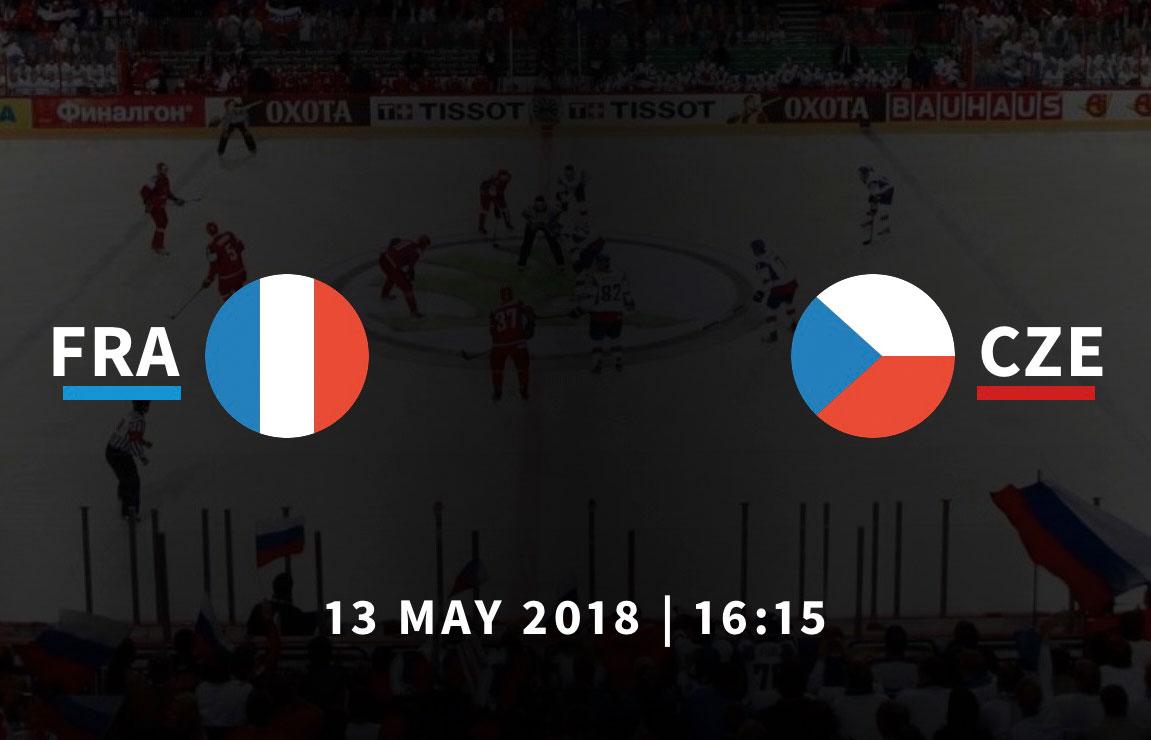 Франция - Чехия