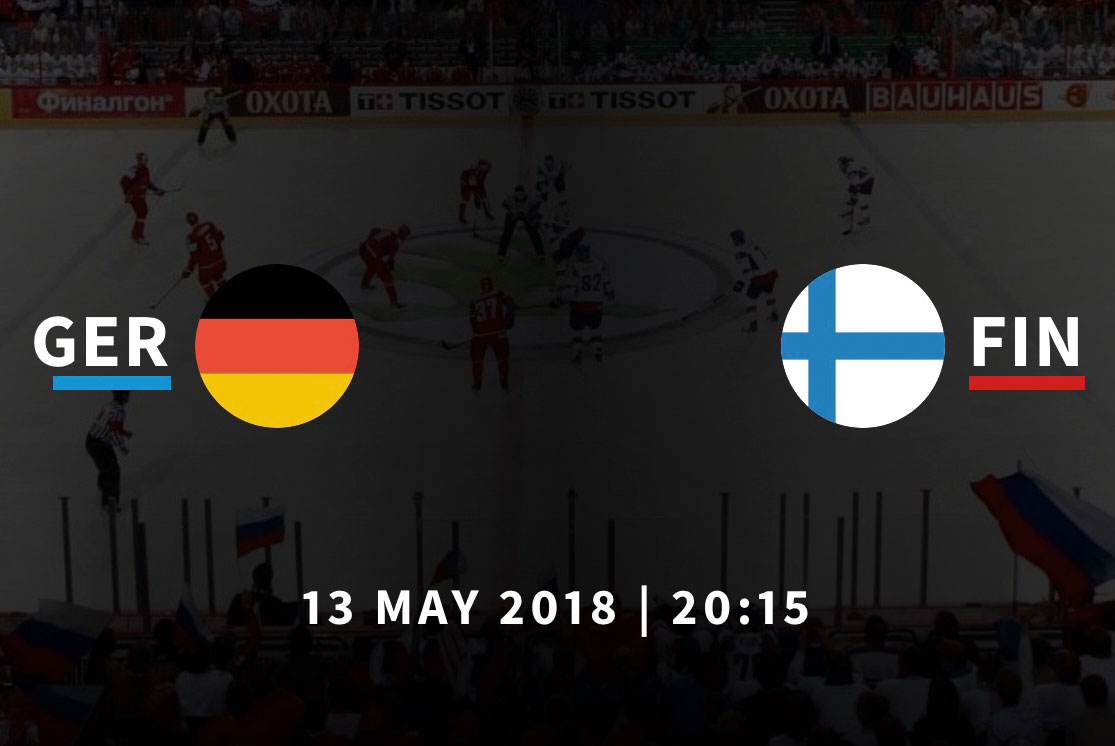 Германия - Финляндия