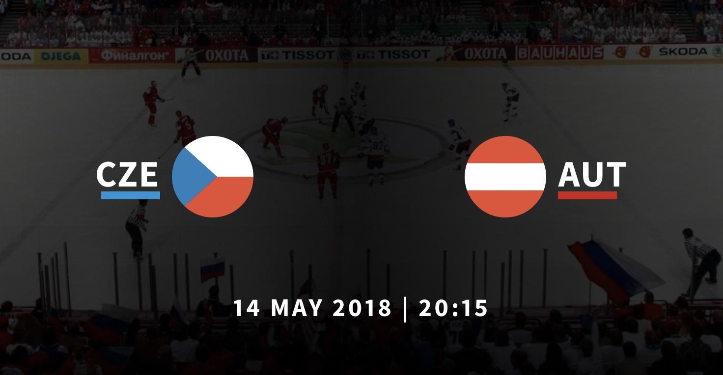 Чехия - Австрия