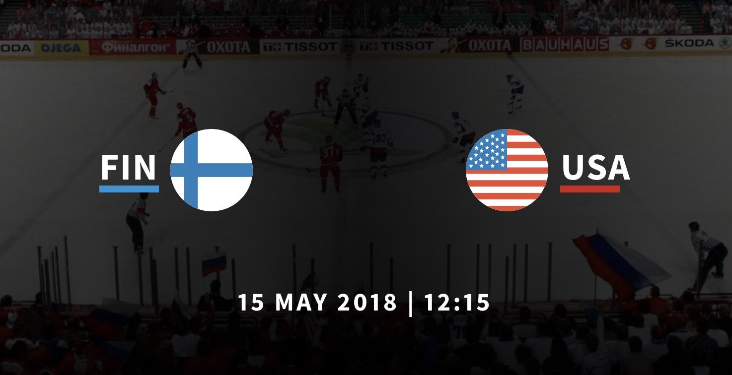 Финляндия - США