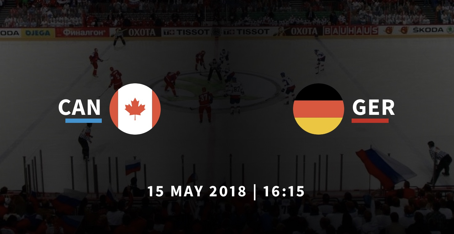 Канада - Германия