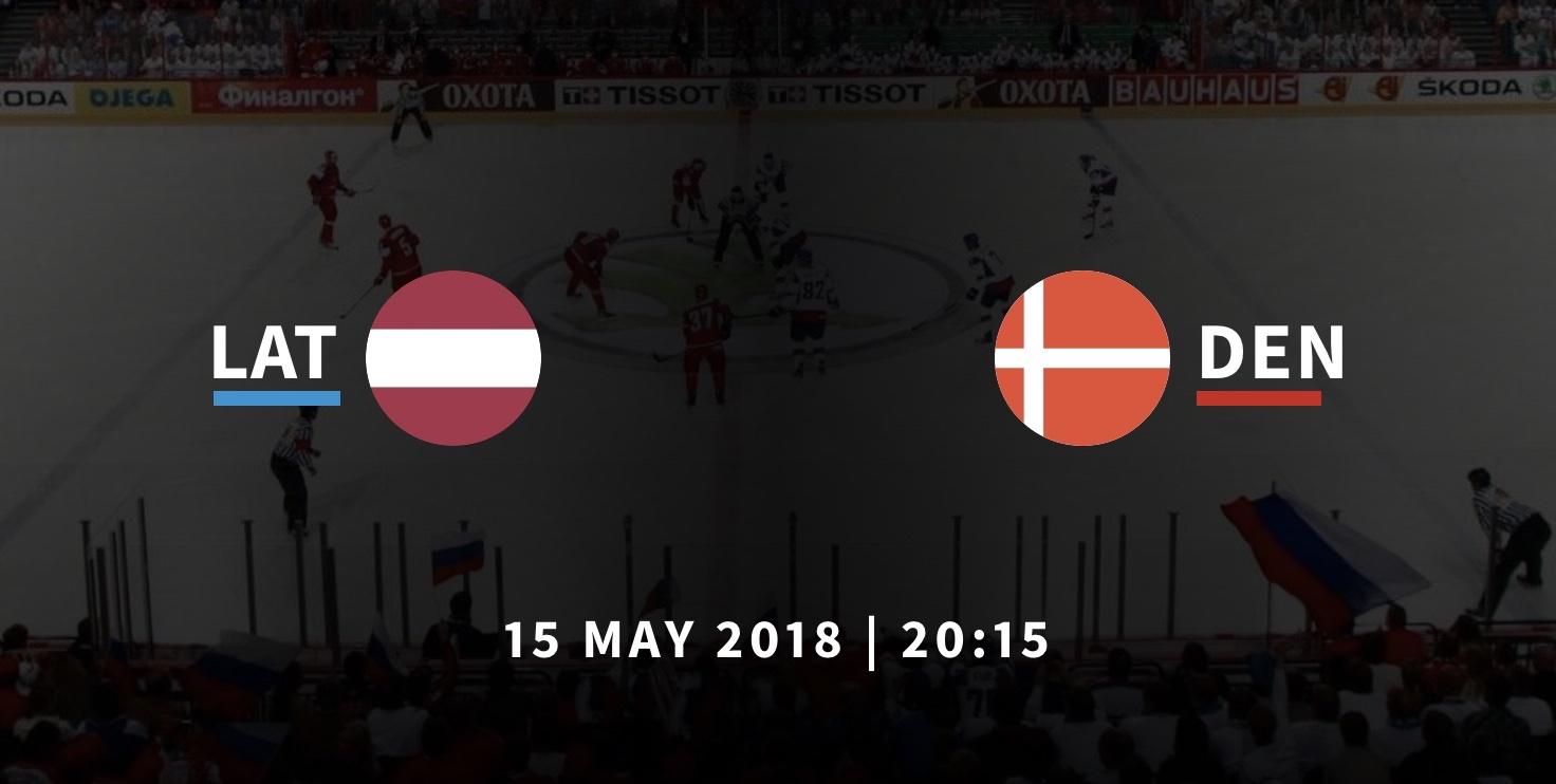 Латвия - Дания