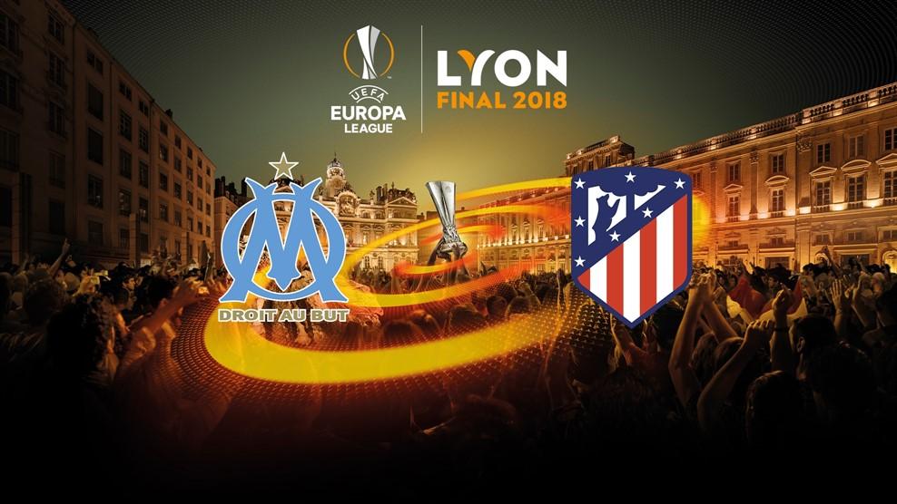 Атлетико - Марсель финал Лиги Европы