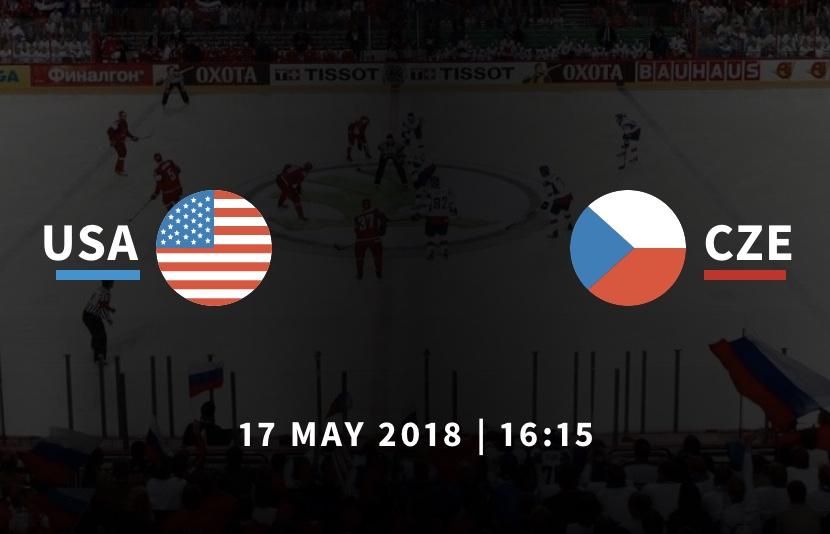 США - Чехия