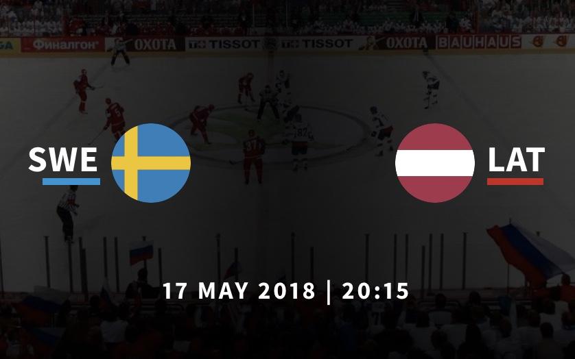 Швеция - Латвия