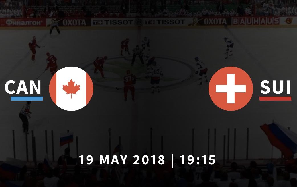 Канада - Швейцария прогноз