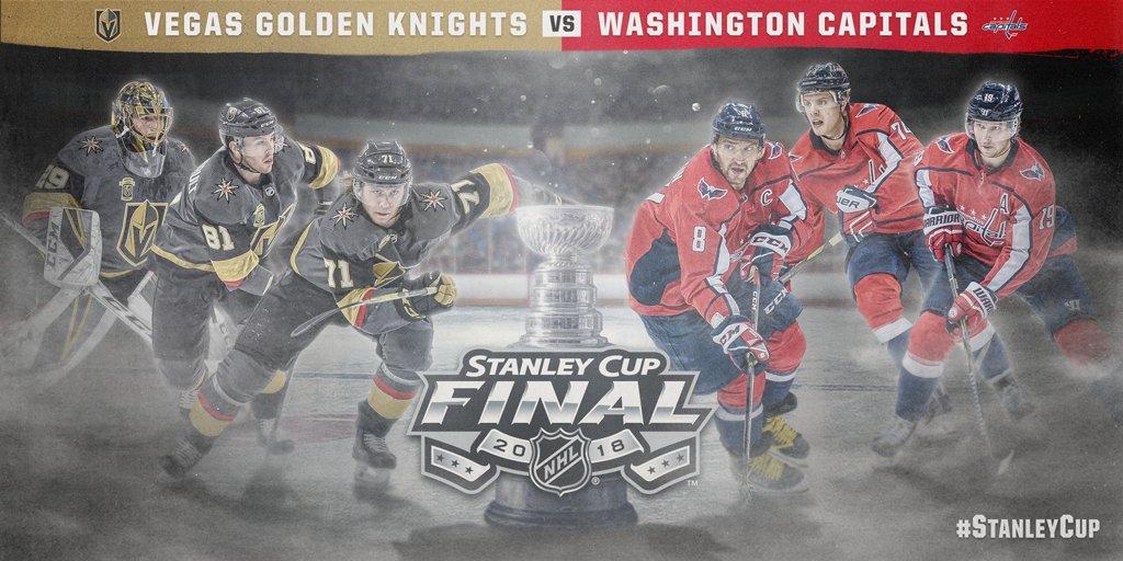 Вегас - Вашингтон прогноз на финал Кубка Стэнли