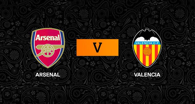 Арсенал - Валенсия