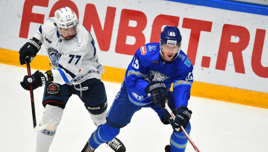 Барыс - Динамо Минск