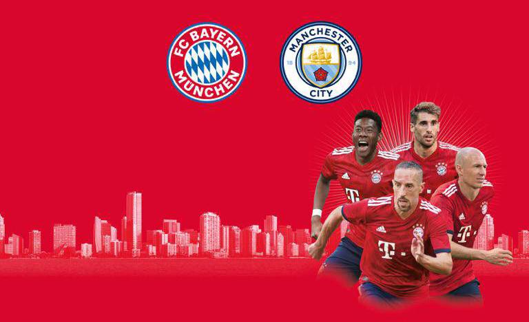 Бавария - Манчестер Сити