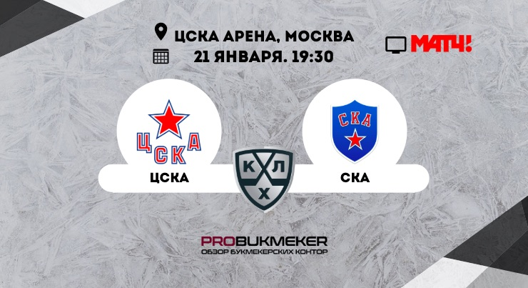 ЦСКА - СКА