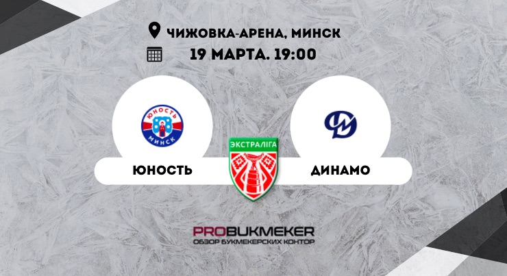 Юность - Динамо-Молодечно