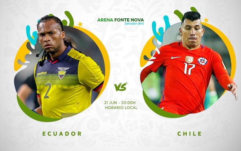 Эквадор - Чили