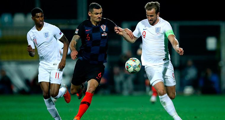 Англия - Хорватия