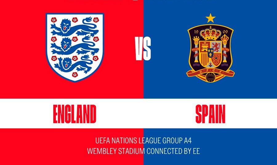 Англия – Испания