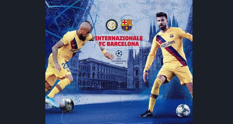 Интер - Барселона