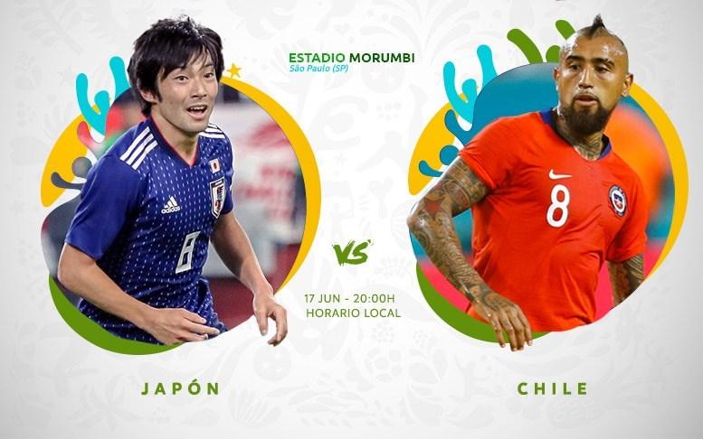 Япония - Чили