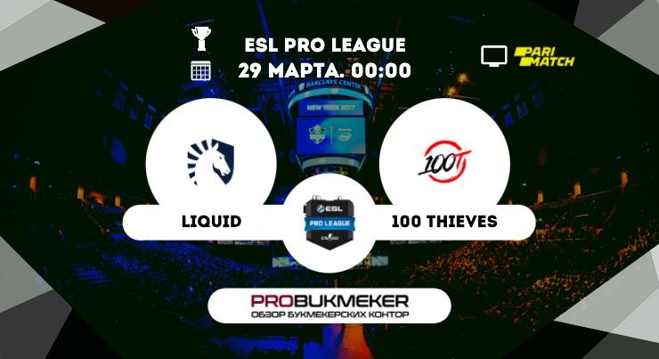 Liquid - 100 Thieves