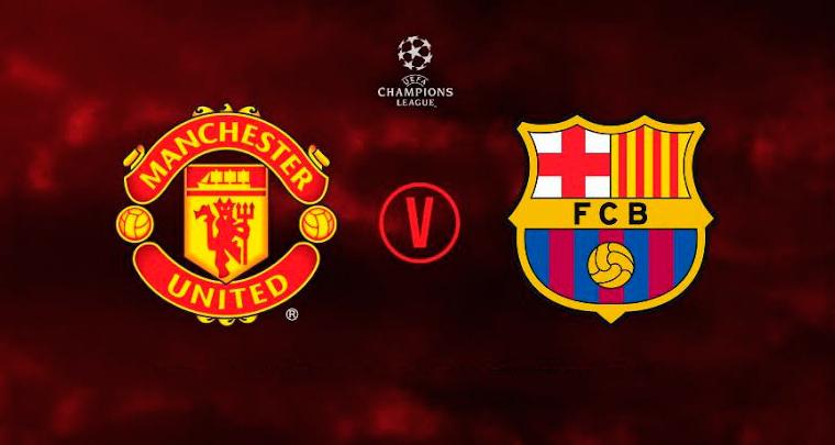 Манчестер Юнайтед - Барселона