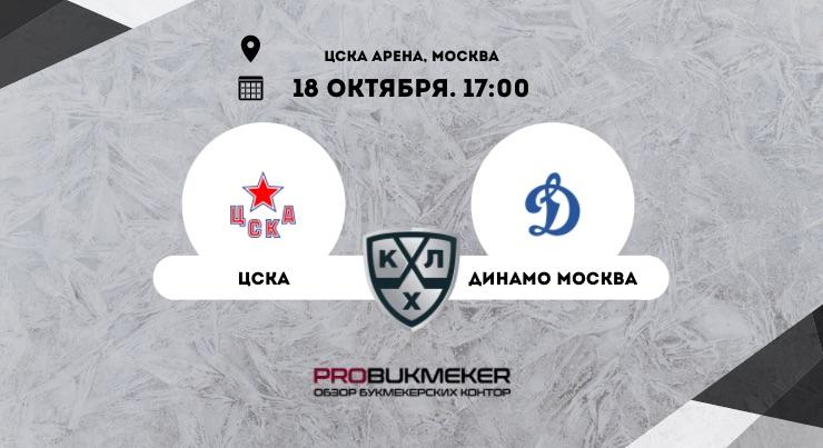 ЦСКА – Динамо Москва