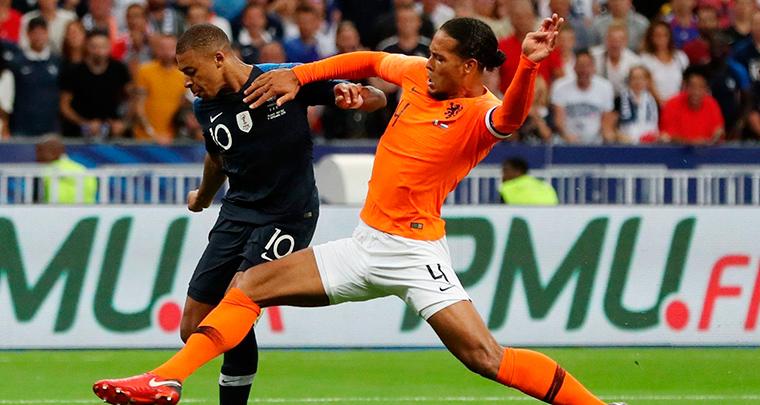 Голландия – Франция