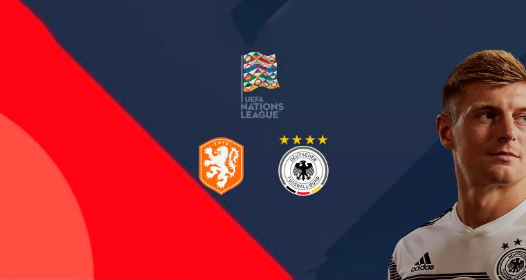 Нидерланды - Германия