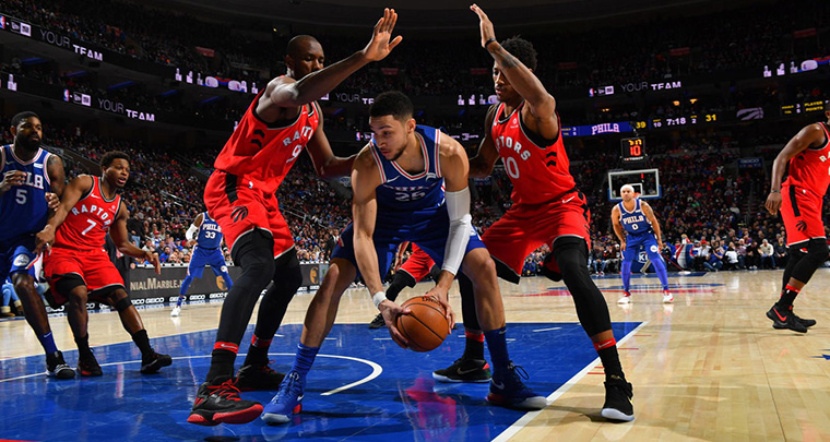 Торонто - Филадельфия прогноз на НБА