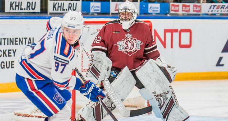 Динамо Рига - СКА