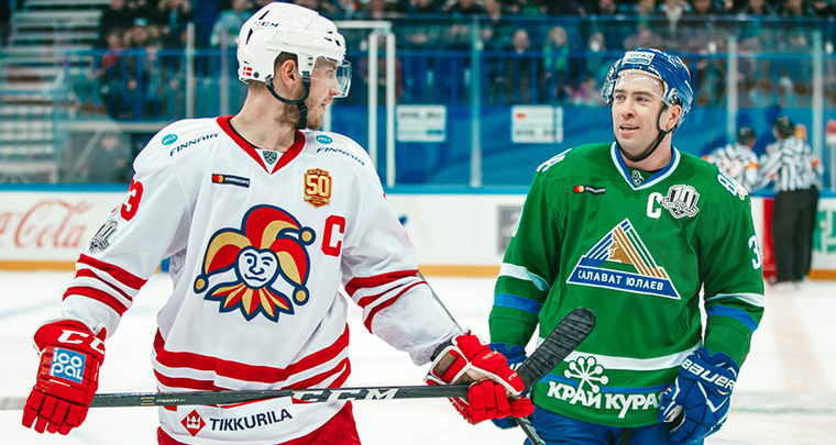 Салават Юлаев - Йокерит