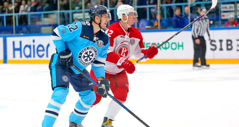 Сибирь - Витязь