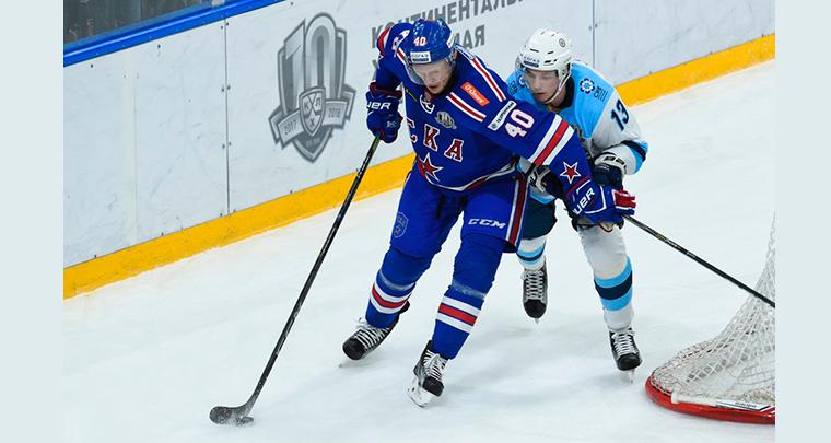 СКА - Сибирь