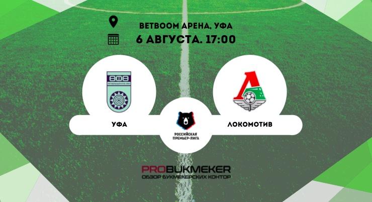 Уфа – Локомотив