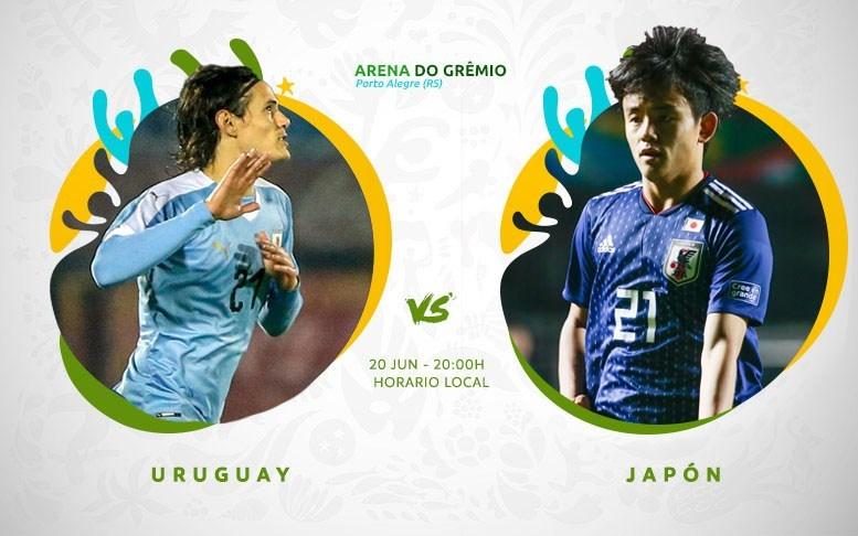 Уругвай - Япония