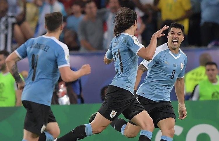 Уругвай - Перу
