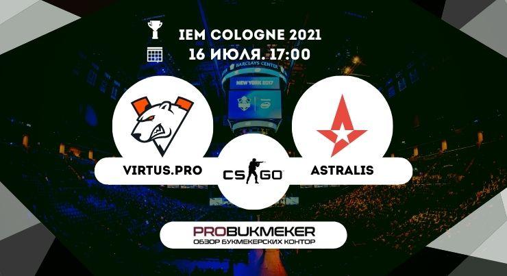 Virtus.pro – Astralis