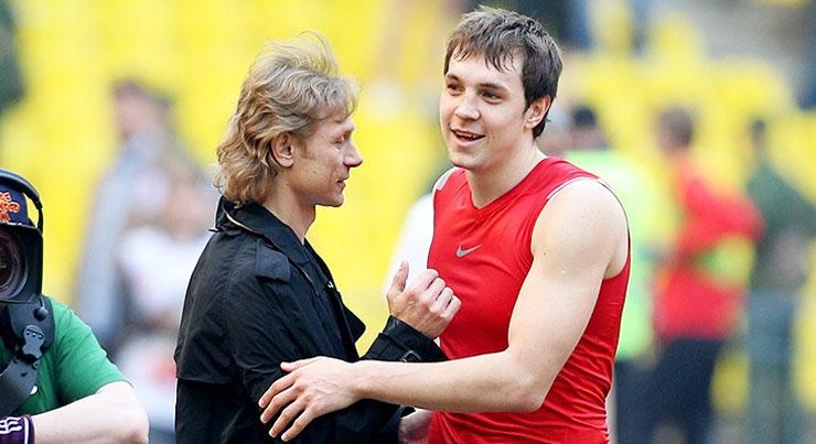 Карпин и Дзюба